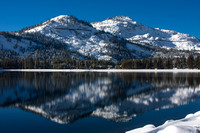Donner Lake Reflection